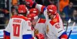 Российских хоккеистов встретили в Сеуле исполнения гимна