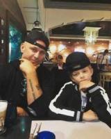 9-летний сын Потап стал ведущим