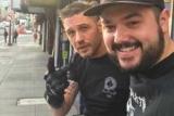 Том Харді засвітив зроблену на спір татуювання з ім'ям Ді Капріо