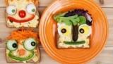 Весело приготовления пищи: внешний вид блюда готовит, с хорошим чувством юмора