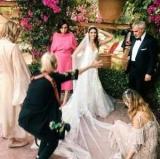 На свадьбе дочери присоединился Валерий Меладзе с бывшей женой Ириной: обсуждаем новые фотографии бывшей супруги