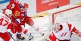Российские хоккеисты в овертайме против «Спартака» перед Олимпиадой