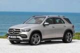 Mercedes-Benz выпущенных нового кроссовера GLE