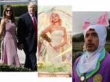 Как звезды отметили Пасху: Виктория и Дэвид Бекхэм, Сара Джессика Паркер, Дональд и Мелания Трамп, Кейт Миддлтон и другие