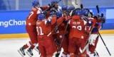Российские СМИ запретили снимать, тренировка Чешской сборной по хоккею