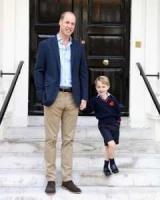 Родители учащихся просят в отставке принца Джорджа в школу через 2 недели после начала учебы