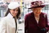 Ближе пришел? Меган Марк впервые вышла в свет в компании королевы Елизаветы II.